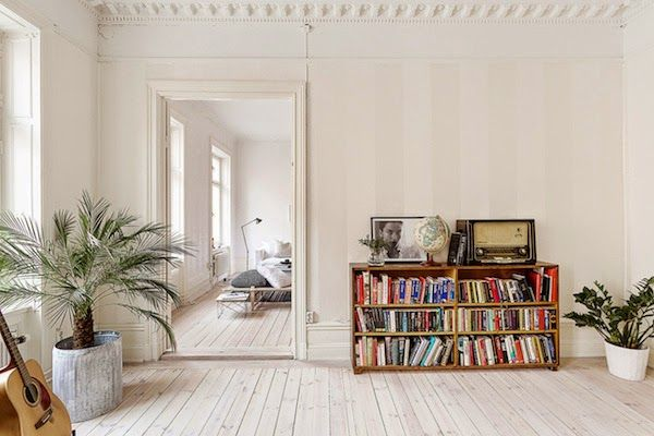 my scandinavian home: An elegant Swedish space in neutrals