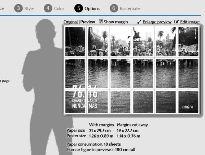 Descargar y pegar: ARGRA propone armar fotos por la memoria