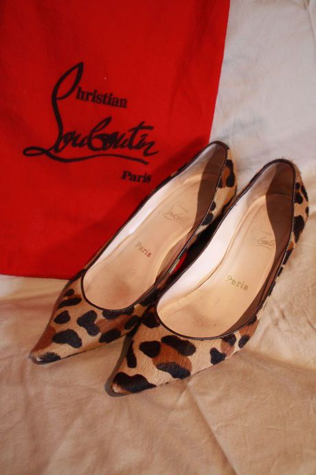 Available @ TrendTrunk.com Christian Louboutin Flats. By Christian Louboutin. Only $308.00!