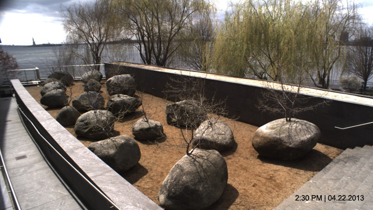 Marvelous Garden Of Stones, Andy Goldsworthyu0027s Installation Of Trees Growing From  Stone At MJH For Earth Day. | Artifact Of The Week | Pinterest | Andy  Goldsworthy
