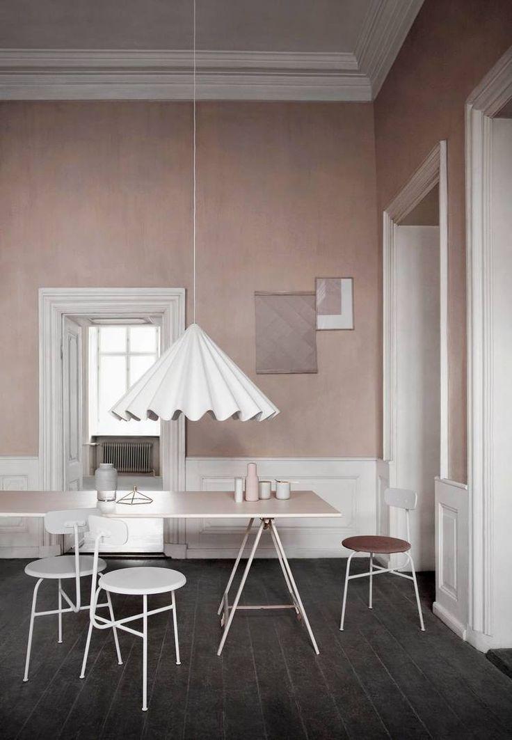 Le 25 migliori idee su pareti rosa su pinterest palette for Pareti rosa cipria