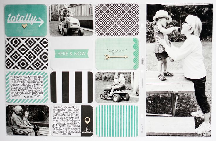 Pages by Jess Forster featuring the Favorite Things Edition.