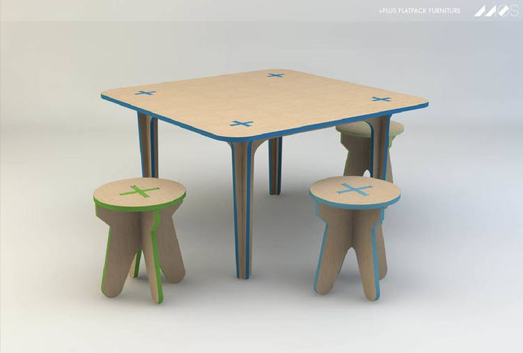 +PLUS / kids table — MOS products