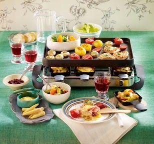 Das Rezept für Schlemmer-Raclette und weitere kostenlose Rezepte auf LECKER.de