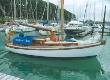 1959 Laurent Giles Vertue 25 Sail Boat For Sale - www.yachtworld.com