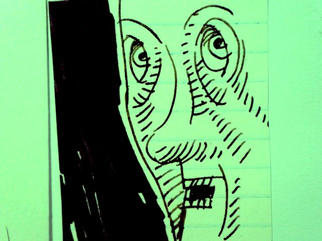 doodle P Durand