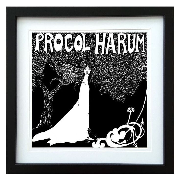 Procol Harum   Procol Harum Album   ArtRockStore