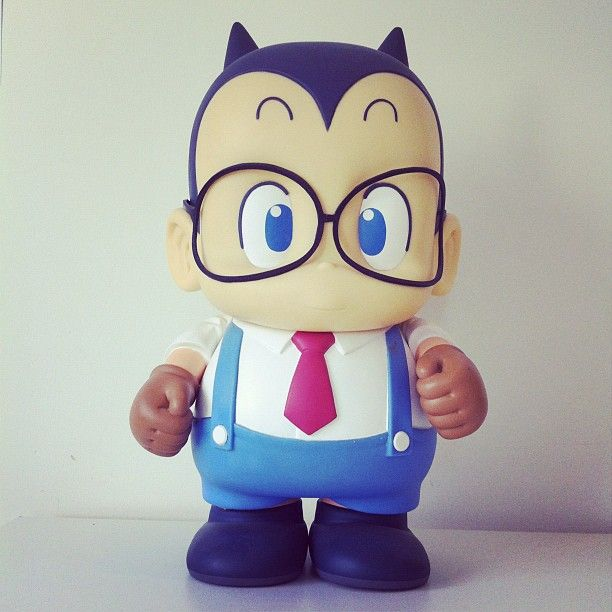 Oboccha Man from Dr. Slump #toys