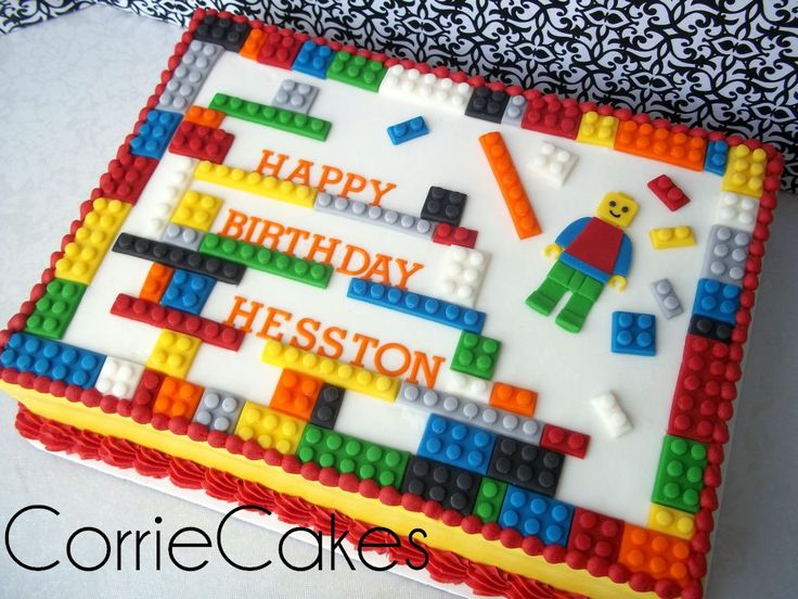 This is the cake I am thinking about doing for Eli's birthday :-)