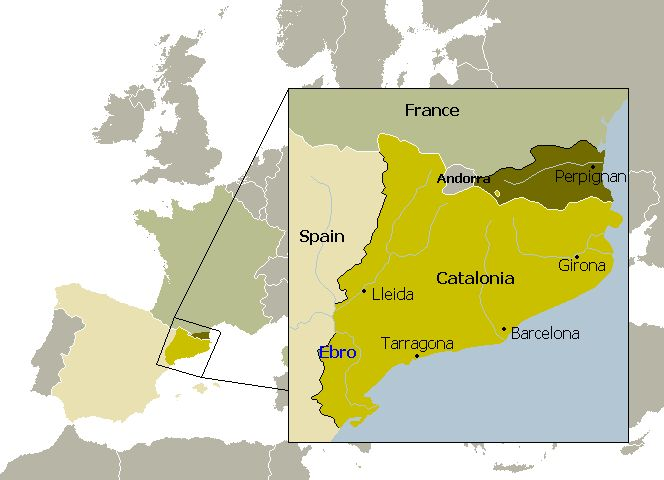 - Catalonia & The Catalan Language: 10 Facts & Maps