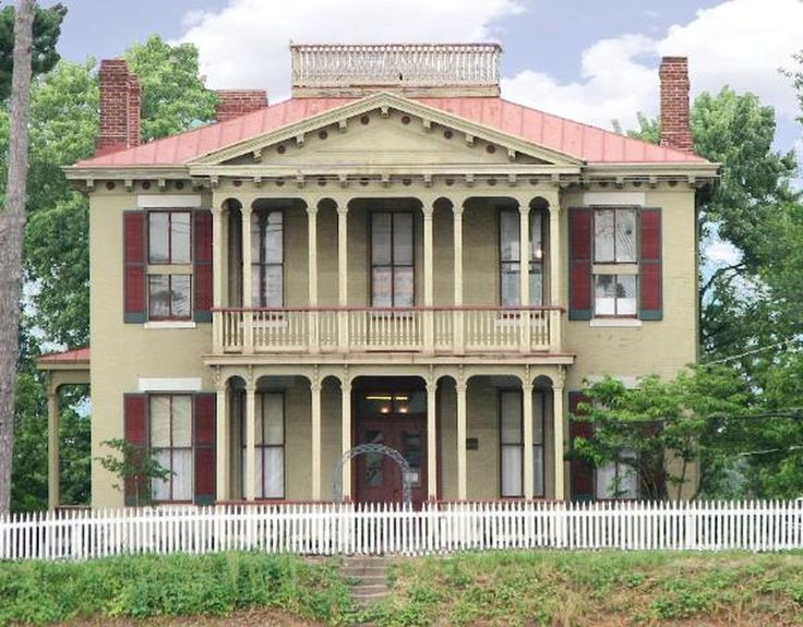 1868 victorian historic myers house and