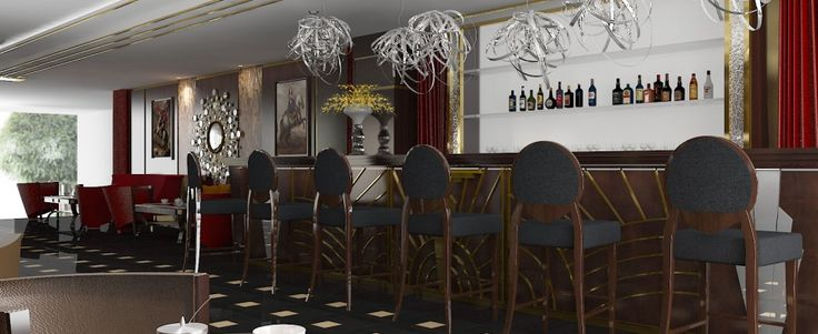 Hotel Double Tree by Hilton- rendering