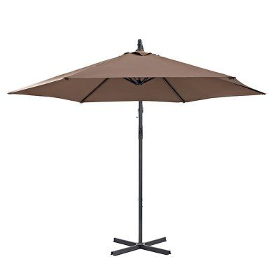 Cantilever Patio Umbrella   HNM9CTVBR