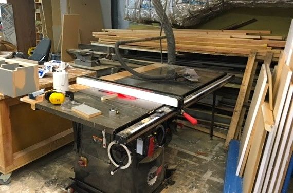 Table Saws Are The Most Frequently Used Tools In Most Woodshops They Are At The Very Core Of All Production Tabl Table Saw Fence Best Table Saw Diy Table Saw