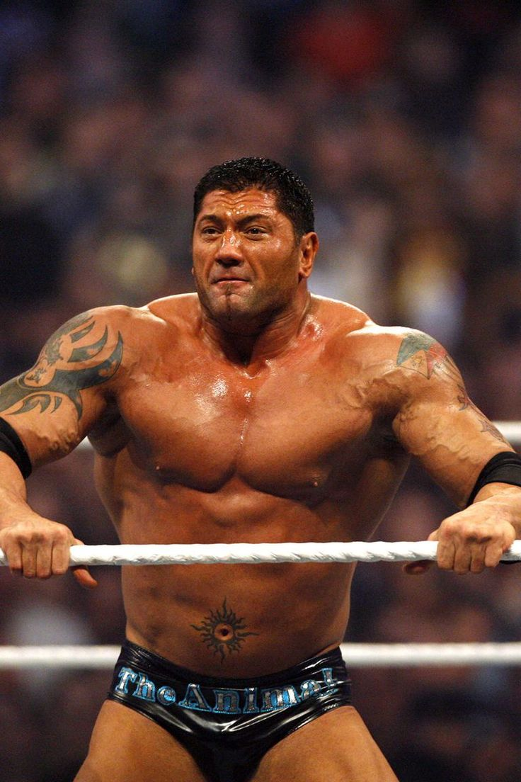 Dave Bautista to Wrestle Triple H at WrestleMania 35 (Exclusive)