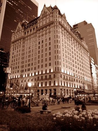 New York Plaza Hotel. Read more: http://www.imperatortravel.com/2012/10/9166.html