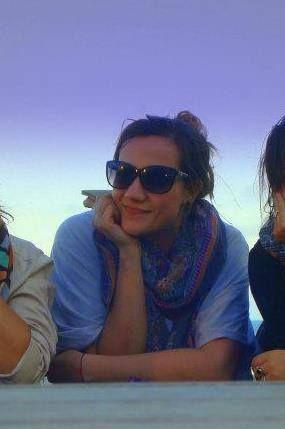 Romina Baccarini  Licenciada en relaciones publicas -Universidad de la Matanza