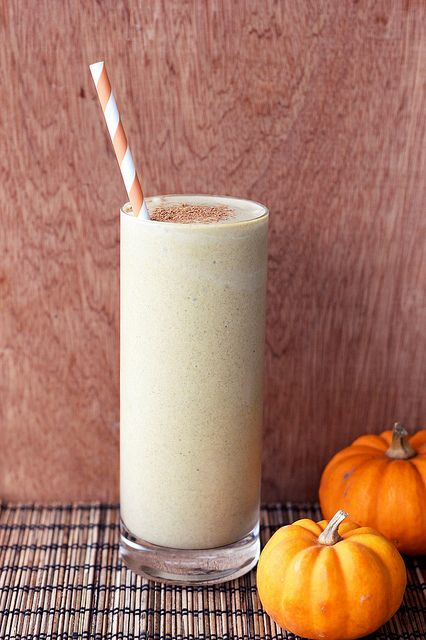 Pumpkin Pie Power Smoothie with Vega One French Vanilla Nutritional Shake by Tasty Yummies (I thought this was pretty good. May or may not forego the stevia next time. But I really enjoyed it for a breakfast.)