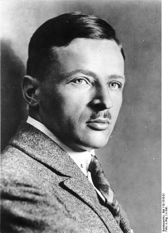 Karl Holz was the Gauleiter of Franconia appointed by Hitler to the post in 1943. An aggressive hard core Nazi, Holz had the reputation of a hard fighter who would not retreat. As US troops entered Nuremberg on April 18, 1945, Holz barricaded himself in the police HQ along with a small group of diehards. When the chief of police attempted to speak of surrender, Holz shot him dead. On the day of Hitler's birthday, April 20, Holz died in battle.