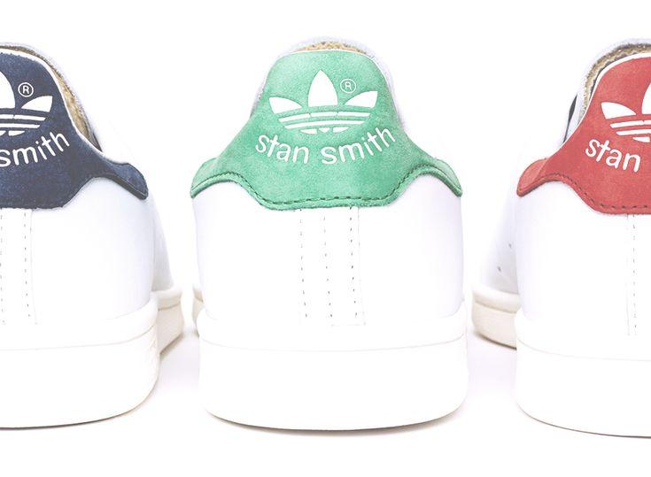 stan smith pas cher adidas blog mode