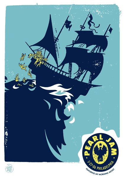248 best pearl jam images on pinterest concert posters