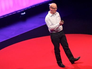 NEXT BIG INNOVATION?  TED talk - Charles Leadbeater