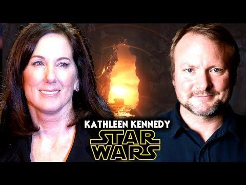 Spread the love - Compartir en Redes Sociales Star Wars! Kathleen Kennedy Responds To Rian Johnson's New Trilogy Lets go over some star wars news when it comes to Kathleen Kennedy and director of star wars the last jedi Rian Johnson who is working on