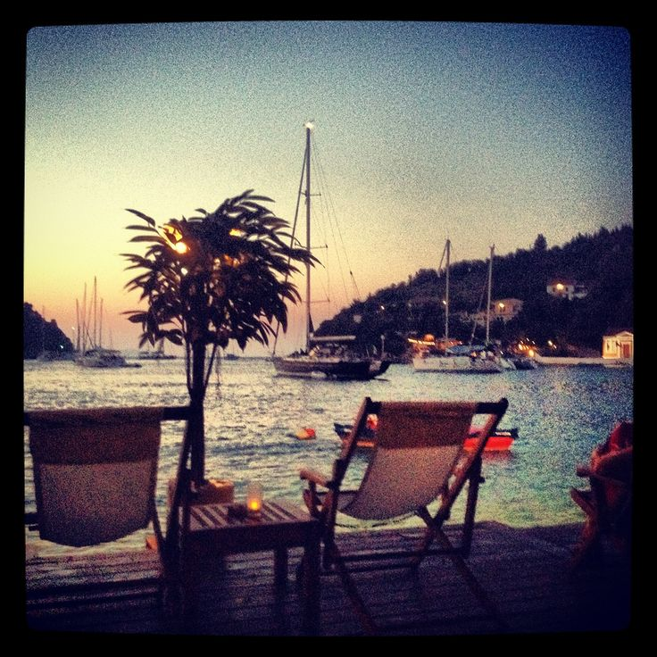 Akis Bar, Lakka, Paxos | by AuntyJoyCat