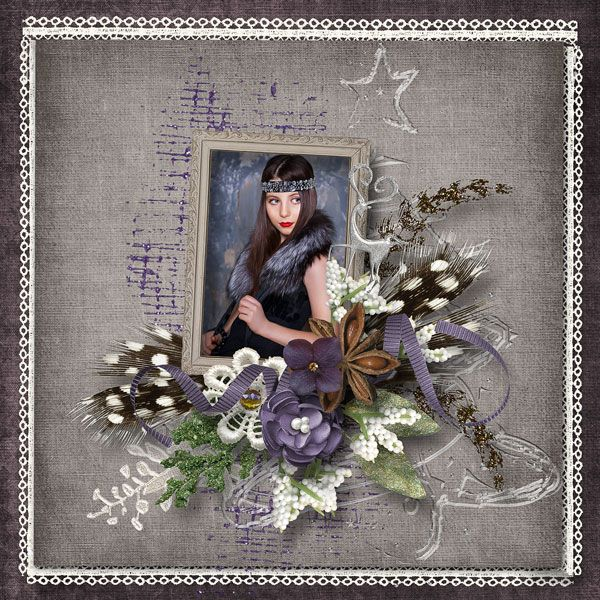 NEW*NEW*NEW Vintage Winter - Collection by Alexis Design Studio save 61% http://www.thedigichick.com/shop/Vintage-Winter-Collection.html photo Lena Evdokimova use with permission