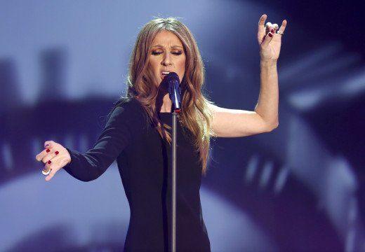 Celine Dion Cancels Tour Due to Husband's Cancer