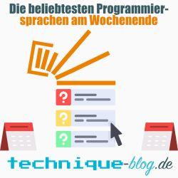 Programmiersprachen am Wochenende