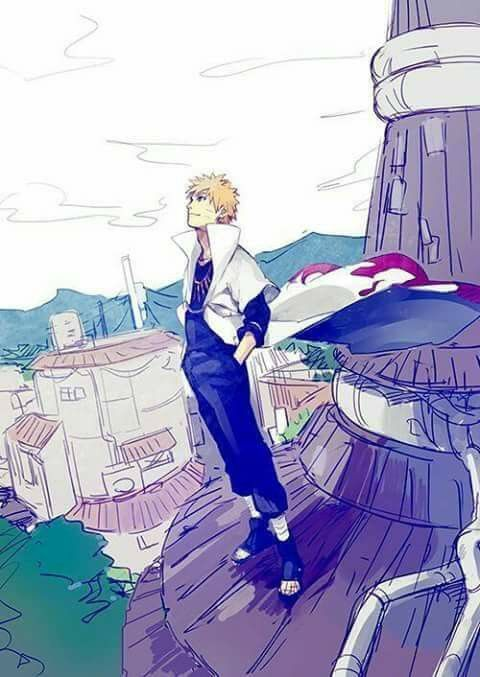 Naruto Uzumaki - The 7th Hokage ♥♥♥ Wallpaper #Konoha #Finally
