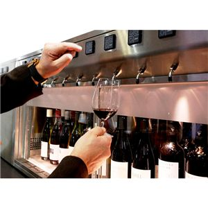 By The Glass Wine Dispensing Systems - Vinotemp