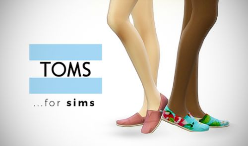 """habsims: """"Toms canvas shoes 