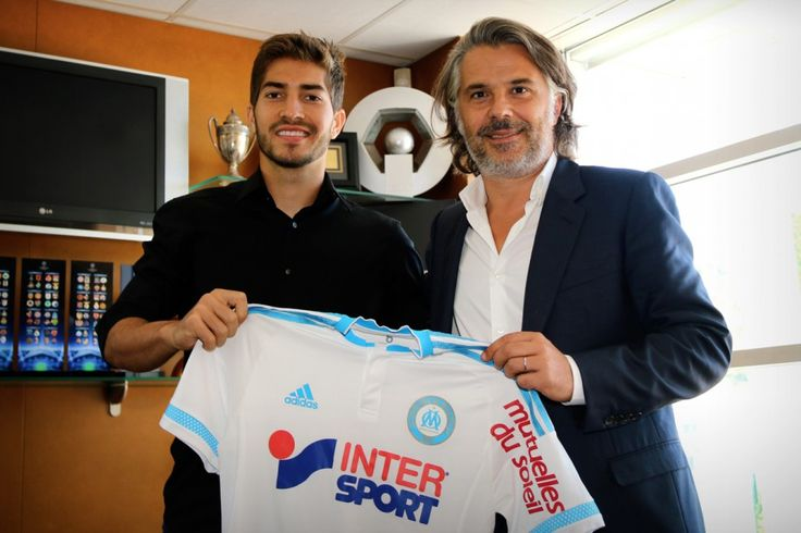 Lucas Silva (BRA) - From Real Madrid (ESP) to Marseille (FRA) - Loan - 2015