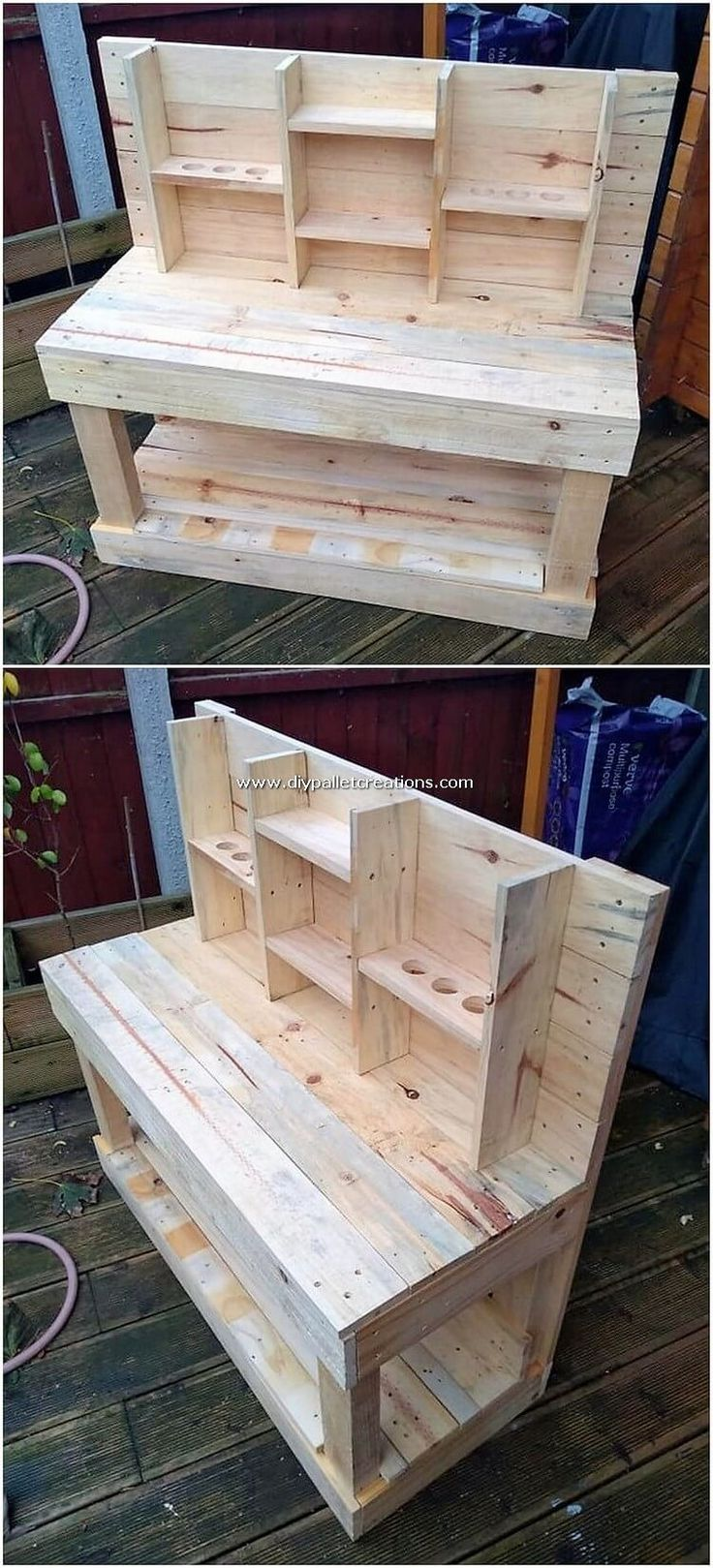 Superior Wood Shipping Pallet DIY Ideas