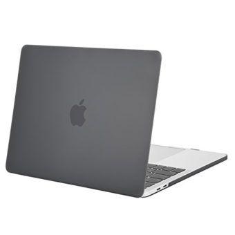 NEWEST Release 2018 /& 2017 /& 2016 MacBook Pro 15 Case Hard Case A1990 /& A1707