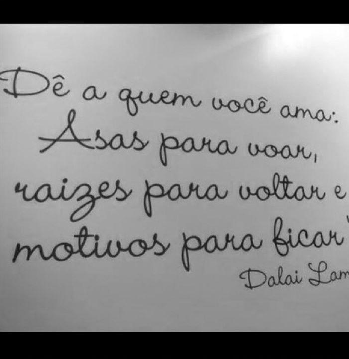 Dalai Lama em Portugues. #DalaiLama #Quotes