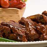 Fall-off-the-Bone Ribs in Barbecue Sauce