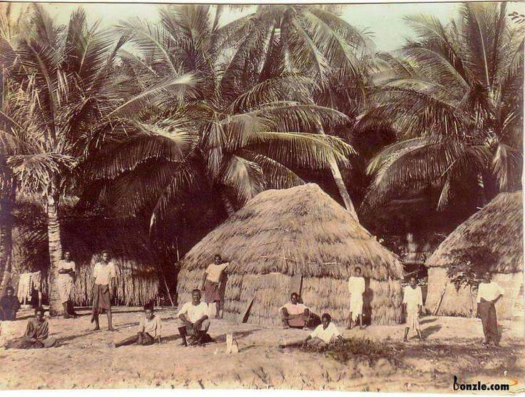 Thursday Island in 1907.