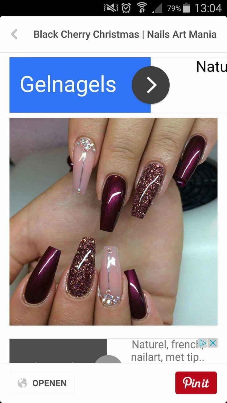 586 besten nails Bilder auf Pinterest | Nageldesign, Nagelkunst ...