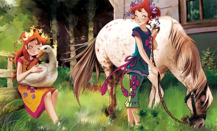 Fairy Oak-Vanilla and Lavender: The Twins