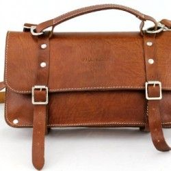 LENVELOPPE-Sac--main-cuir-couleur-naturel-pochette-femme-style-Vintage-PAUL-MARIUS-0