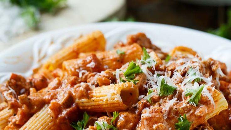 Ez itt az új kedvenc olasz tésztád!