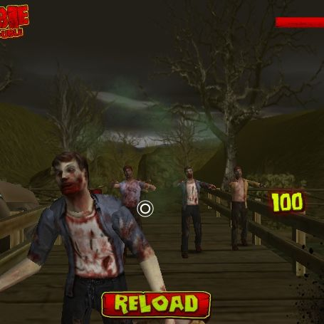 Have you ever faced zombie in real? I hope not neither I am but Zombie Big Trouble can give you real feeling of it. Zombies are every where and you are the only survivor. Find the chopper to escape from here. #onlinegames #zombiegame