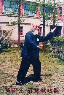 Wu Style Tai Chi Grandmaster, Wu Tunan - Read about his long and fascinating life at TAI CHI CROSSROADS http://taichicrossroads.blogspot.com