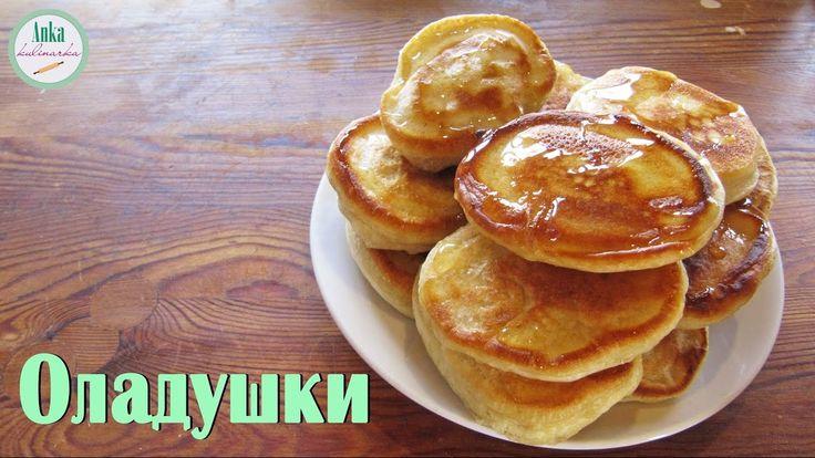 Оладушки (оладьи). Классический рецепт нежных и пышных оладиков.