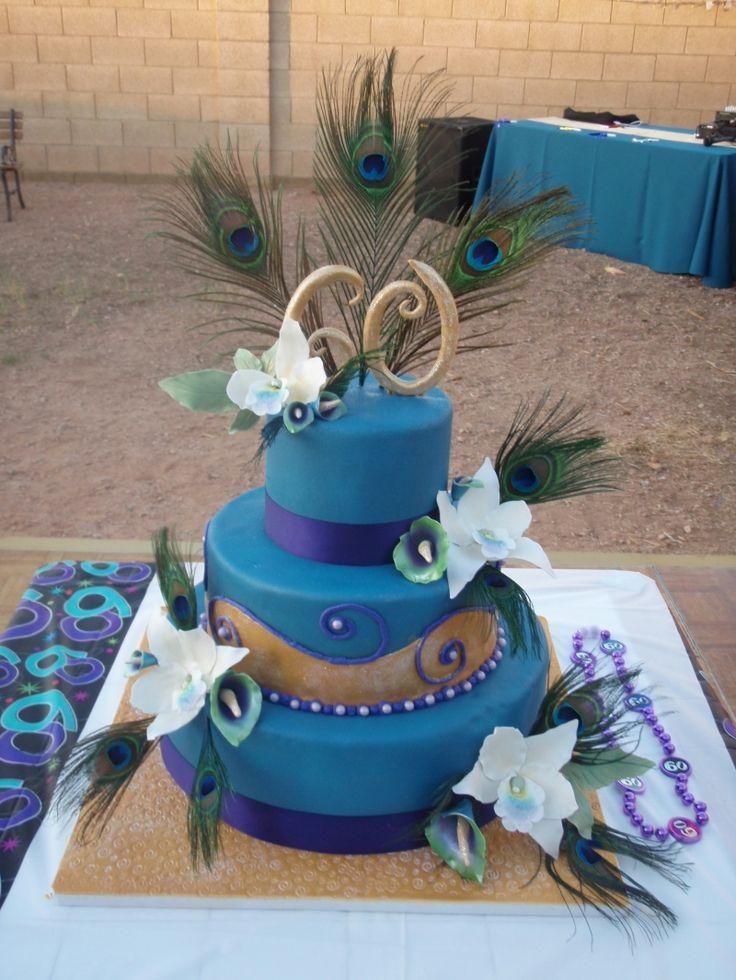 30 best Moms 60th images on Pinterest 60 birthday cakes