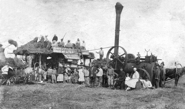 молотилкa 1923