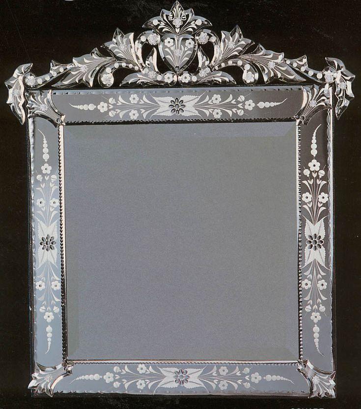 malcott rectangular venetian mirror 26